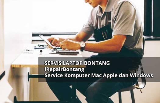 Servis Laptop Windows dan Mac Terpercaya, Terbaik, Murah, Garansi di Kota Bontang